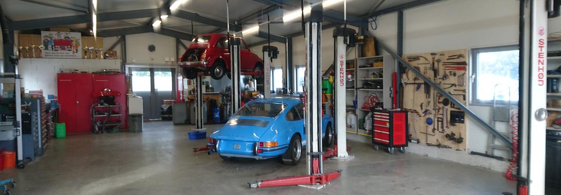 Spécialistes voitures de collection